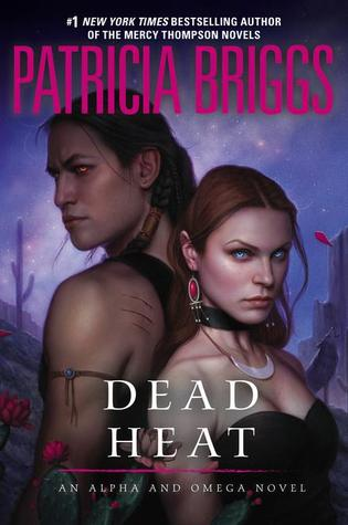 Interview and Review: Dead Heat by Patricia Briggs