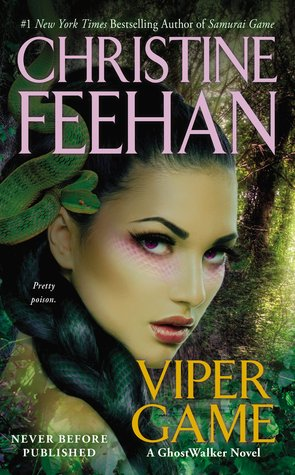 Book Review: Christine Feehan's Viper Game