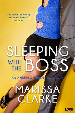 Sleeping with the Boss (Anderson Brothers #1)