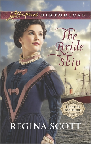 The Bride Ship (Frontier Bachelors #1)