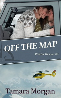 Off the Map by Tamara Morgan