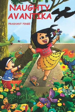Naughty Avantika  by  Prashant Pinge