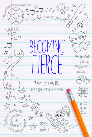 Becoming Fierce Teen by Chris Benjamin
