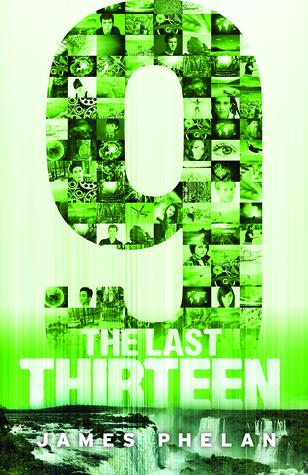 Nine (The Last Thirteen, #5)  by  James  Phelan