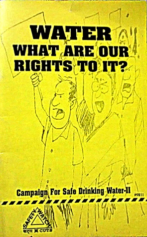 Water - What are our Rights to it?  by  Rajat Chaudhuri
