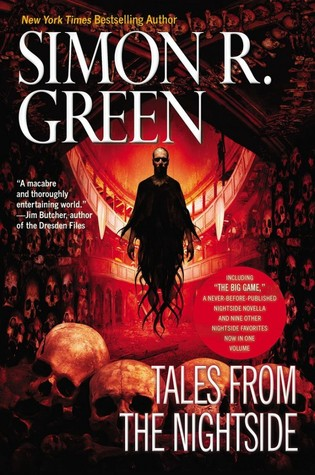 Review: Tales from the Nightside by Simon R. Green