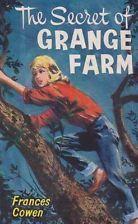The Secret of Grange Farm  by  Frances Cowen