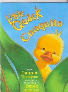 Little Quack Cuaquito Lauren Thompson