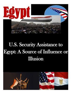 U.S. Security Assistance to Egypt: A Source of Influence or Illusion Naval Postgraduate School