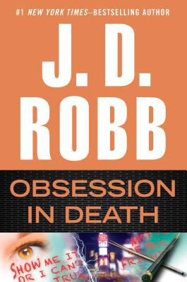 Book Review: J.D. Robb's Obsession in Death