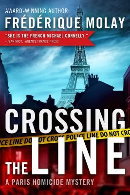Book Review: Crossing the Line by Frédérique Molay