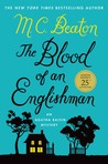 The Blood of an Englishman: An Agatha Raisin Mystery (Agatha Raisin, #25)