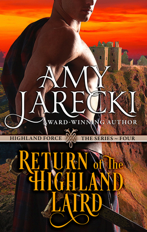 Return of the Highland Laird (A Highland Force Novella, Book 4)