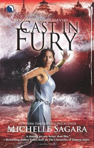 Book Review: Michelle Sagara's Cast in Fury