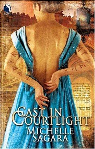 Book Review: Michelle Sagara's Cast in Courtlight