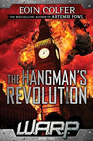 Book Review: The Hangman's Revolution by Eoin Colfer
