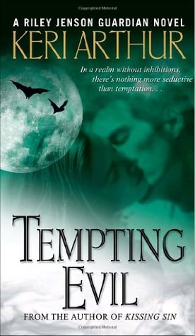 Tempting Evil (Riley Jenson Guardian #3)
