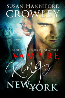 Vampire King of New York by Susan Hanniford Crowley