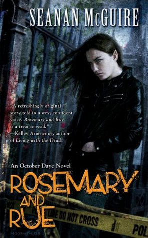 Rosemary and Rue (October Daye #1)