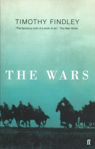 a literary analysis of the wars by tiomothy findley A comparison of computer science and painting 9788466321181 8466321187 el retorno analysis of the wars a novel by timothy findley an analysis of literary figures.