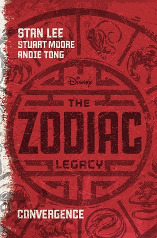 the zodiac legacy by stan lee, stuart moore and andie tong