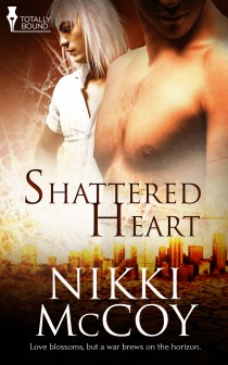 Recent Release Review: Shattered Heart by Nikki McCoy
