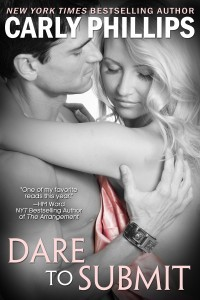 Dare to Submit by Carly Phillips