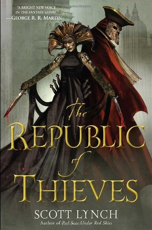 The Republic of Thieves (Gentleman Bastard #3)