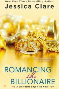 Book 5: ROMANCING THE BILLIONAIRE
