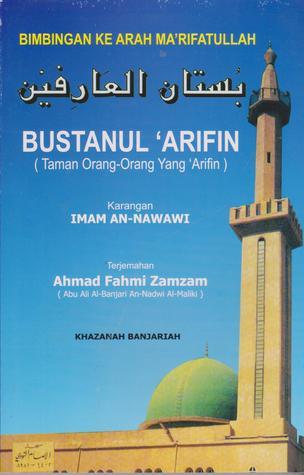Bustanul Arifin  by  يحيى بن شرف النووي