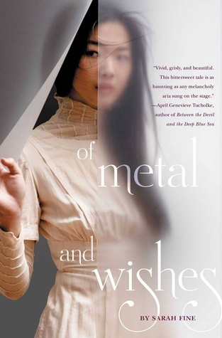 Melik from Of Metal and Wishes by Sarah Fine