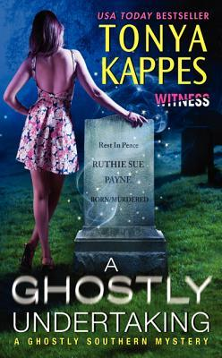 A Ghostly Undertaking (Ghostly Southern Mysteries, #1)