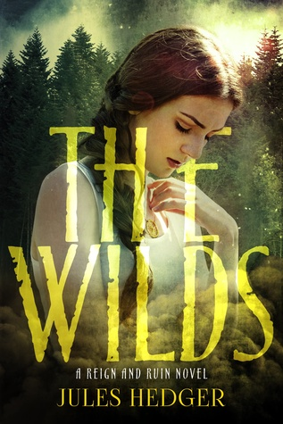 The Wilds by Jules Hedger book cover