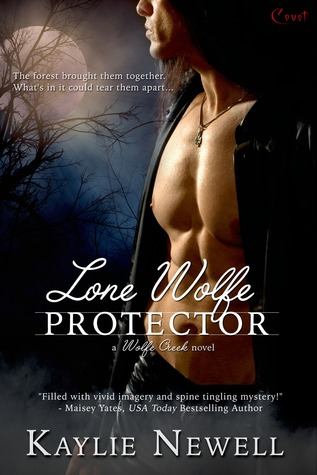 Lone Wolfe Protector (A Wolfe Creek Novel)
