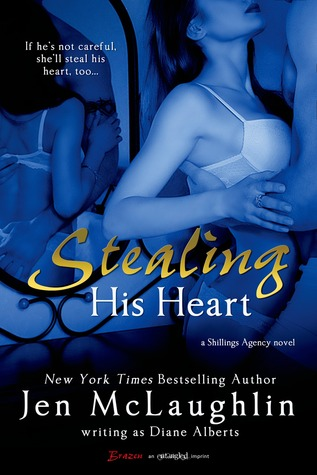 Stealing His Heart (Shillings Agency, #2)