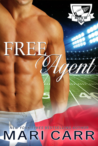 Review: Free Agent (Boys of Fall) by Mari Carr