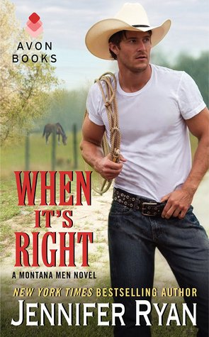 {Review} When It's Right by Jennifer Ryan