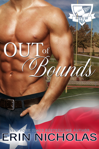 Review: Out of Bounds (Boys of Fall) by Erin Nicholas