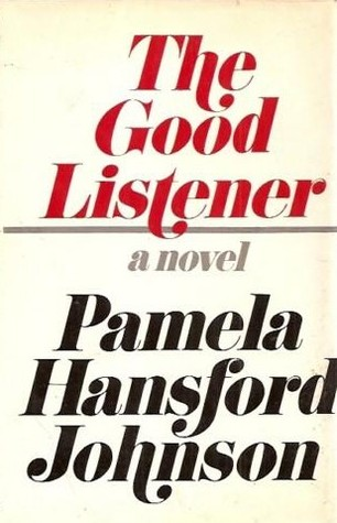 The Good Listener By Pamela Hansford Johnson Reviews border=