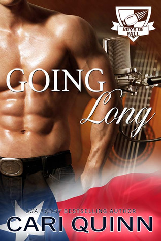 Review: Going Long (Boys of Fall) by Cari Quinn