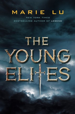 The Young Elites  by Marie Lu on Sneak Peek Saturdays on Reading List