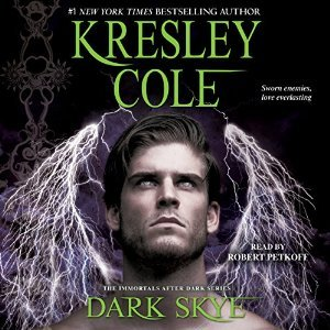 Audiobook Review: Dark Skye by Kresley Cole (@kresleycole, @petkoff)