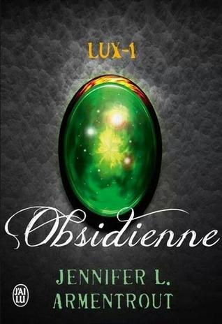 Obsidienne (Lux, #1)