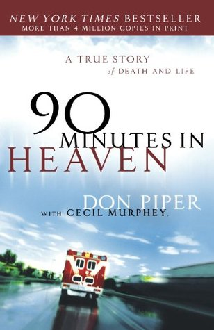 90 minutes in heaven book report