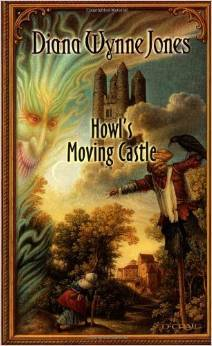 cover Howling's Moving Castle