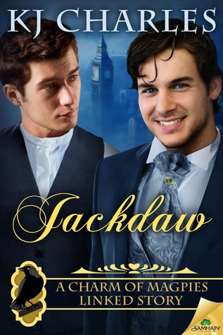 Release Day Review: Jackdaw by K.J. Charles