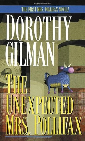 The Unexpected Mrs. Pollifax  (Mrs. Pollifax #1)