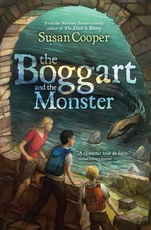 The Boggart and the Monster (The Boggart, #2)