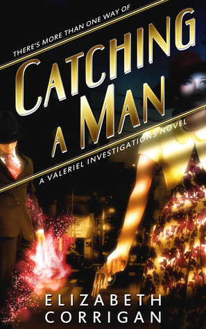 Review: Catching a Man by Elizabeth Corrigan