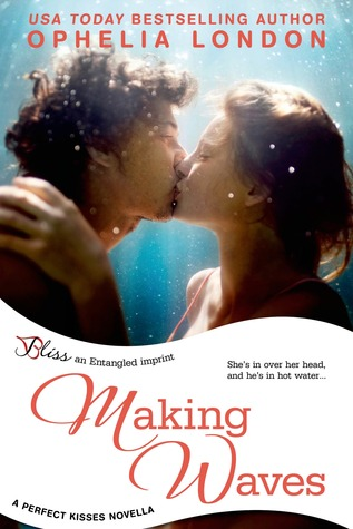 {Review} Making Waves by Ophelia London